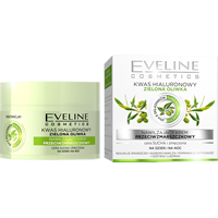Kwas hialuronowy zielona oliwka nawilżający krem przeciwzmarszczkowy na dzień i na noc