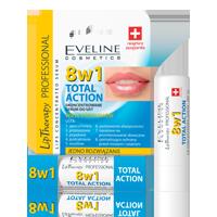 TOTAL ACTION Skoncentrowane serum do ust 8w1