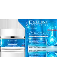 Intensywnie ujędrniający krem – serum przeciw zmarszczkom 45+ dzień/noc