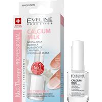 Nawilżająca odżywka do paznokci z wapniem i proteinami mleka Calcium Milk