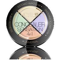 Concealer Sensation paleta korektorów