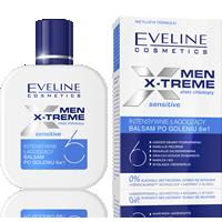 Intensywnie łagodzący balsam po goleniu sensitiv
